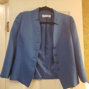 Blue Tahari Blazer